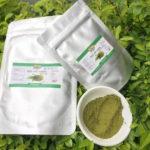 Bột trà xanh đặc biệt tốt cho làn da dầu và mụn
