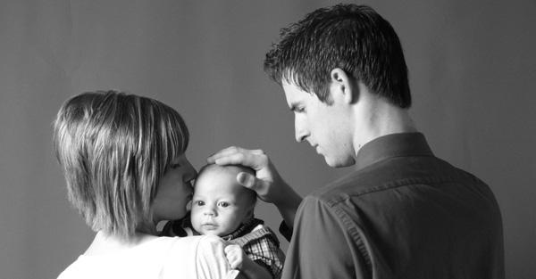 trầm cảm sau sinh ở người bố