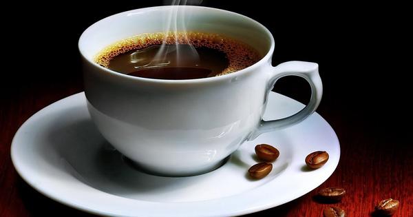 bà bầu không nên uống cà phê