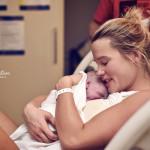 16 Khoảng khắc tuyệt vời khi mẹ gặp bé yêu mới chào đời