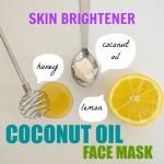 3 công thức mặt nạ dầu dừa dễ làm cho làn da khỏe đẹp