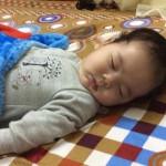 Thời gian ngủ hợp lý cho trẻ từ 0 đến 36 tháng