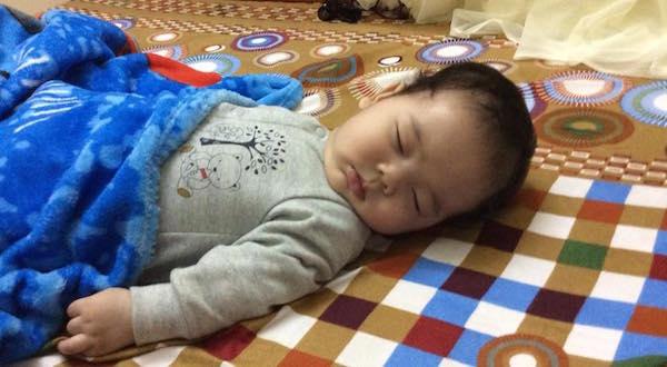 Thời gian ngủ chuẩn của trẻ sơ sinh theo từng tháng