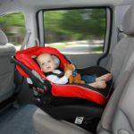 Sử dụng ghế ngồi ô tô cho trẻ sơ sinh an toàn